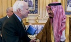 McCAIN CAUGHT Taking Dirty Money From The Saudis