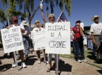 NO ILLEGALS WELCOME HERE: Northern Calif. counties buck state's 'sanctuary' trend
