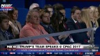 Shocking: Andrew Breitbart SPOTTED ALIVE AND WELL at CPAC 2017