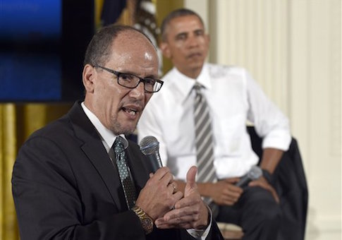 Barack Obama, Thomas Perez